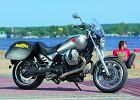 Moto Guzzi Bellagio | Za kierownicą