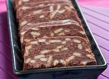 Blok czekoladowy - ugotuj