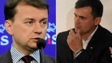 Mariusz Błaszczak skomentował plany polityczne Marcina Dubienieckiego