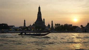Malowniczy Bangkok