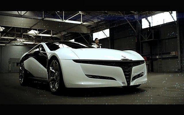 Bertone Alfa Romeo Pandion