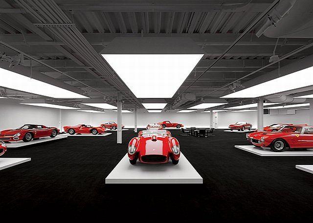 Niezwykła kolekcja aut Ralpha Laurena