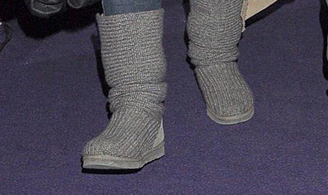 Takie buty na polskie mrozy?