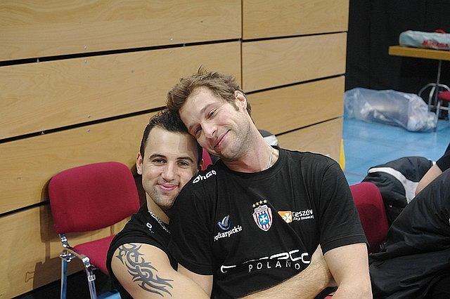 Georgy Grozer i Matej Cernic