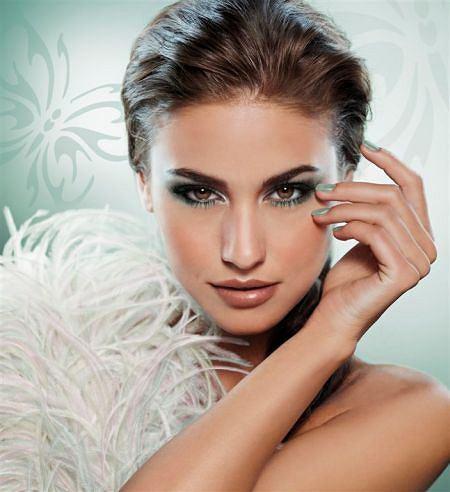 Nowowści wiosenne w makijażu Make Up Factory