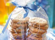 Ciasteczka makaronikowe - ugotuj