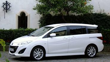 Mazda 5 1.6 MZ-CD