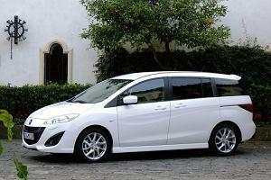 Mazda 5 1.6 MZ-CD - test | Pierwsza jazda