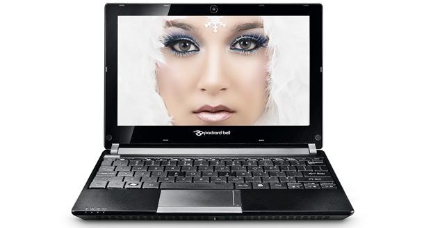 notebook, Packard Bell, Dot S