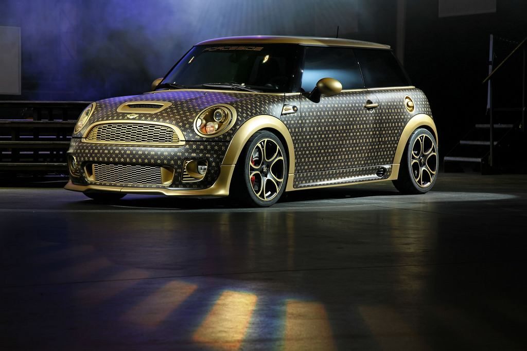 MINI JCW od CoverEFX