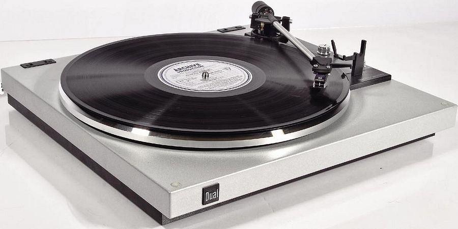 gramofon DUAL CS-420