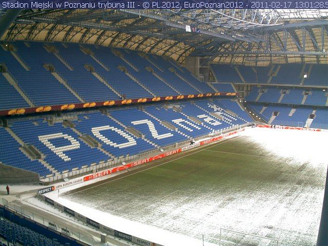 Widok z kamery na Stadionie Miejskim w Pozanniu/ źródło: www.europoznan2012.pl/