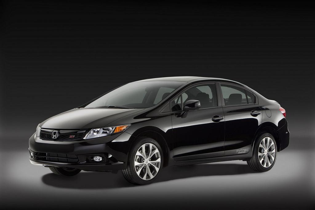 Honda Civic 2012 (9. generacja)