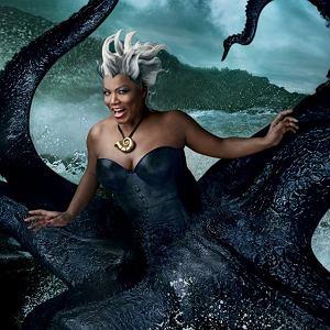 Queen Latifah jako Ursula z Małej Syrenki Disney'a