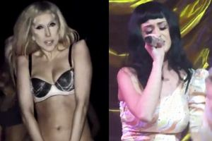 Lady Gaga, Katy Perry