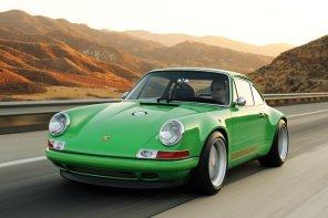 Porsche 911 od Singera - ślinka cieknie   Galeria