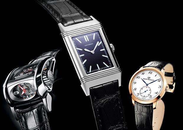 W zegarkach bez zmian