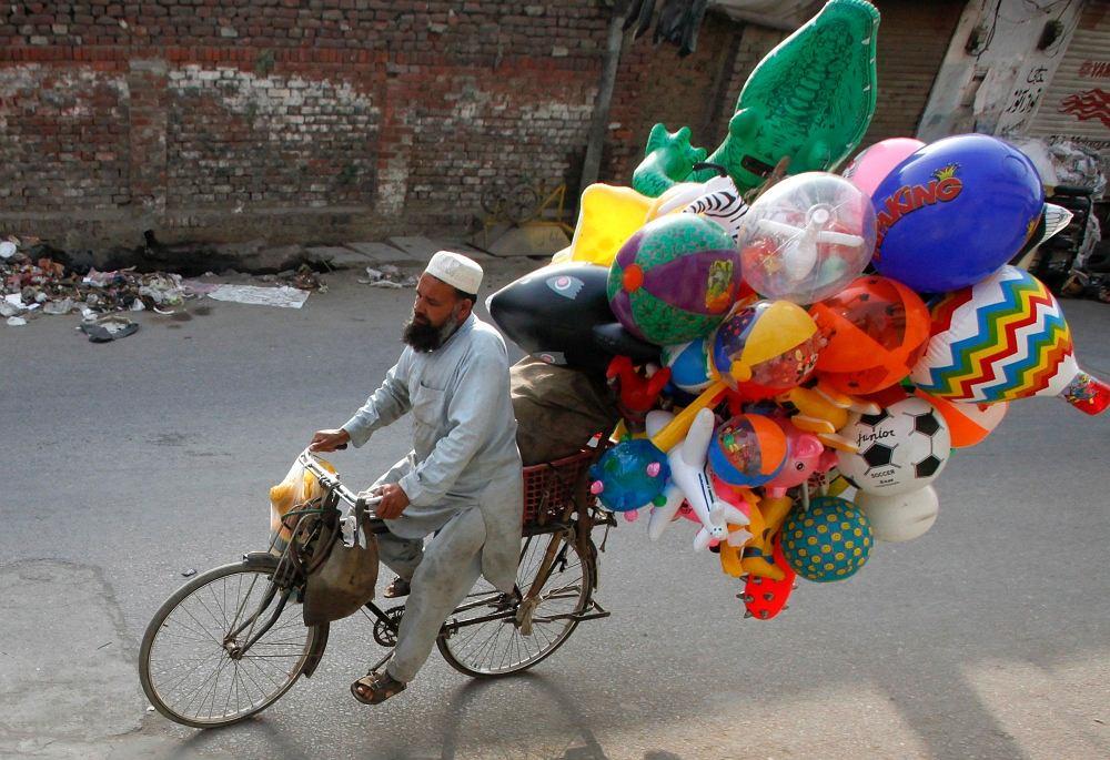 Rower w Pakistanie