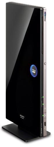 3d, blu-ray, kino domowe, odtwarzacz, Sharp, BD-HP90S