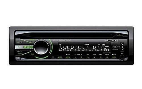 Radio samochodowe Sony CDX-GT 444