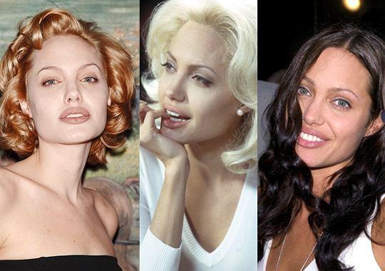 Metamorfozy Angeliny Jolie
