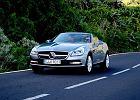 Mercedes SLK - test   Pierwsza jazda