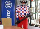 Górnik Zabrze zaprezentował klubową maskotkę. Podoba się?