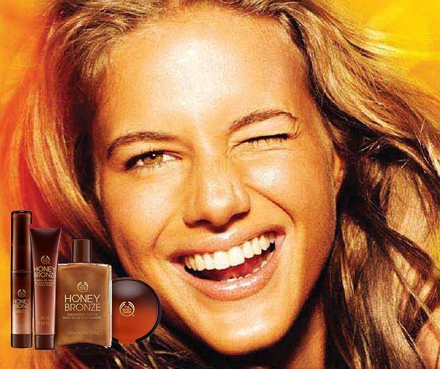 The Body Shop, Honey Bronze