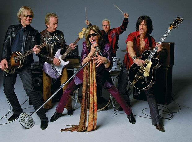 Aerosmith, mat. prasowe