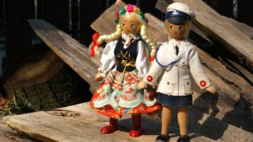 Wystawa zabawek w Muzeum Rolnictwa w Szreniawie