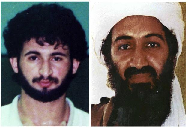 Osama ben Laden (?) jako dżudoka i dwadzieścia lat później - jako terrorysta.