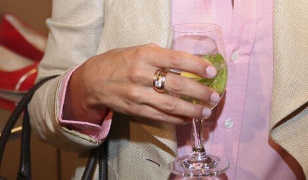 Mucha dostała pierścionek zaręczynowy?