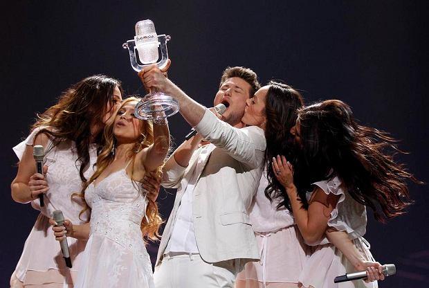 Zdjęcie numer 3 w galerii - Azerbejdżan świętuje zwycięstwo na Eurowizji