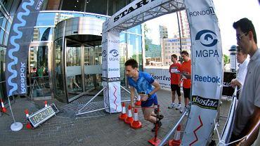 Bieg na Szczyt Rondo 1, Aleksander Tittenbrun