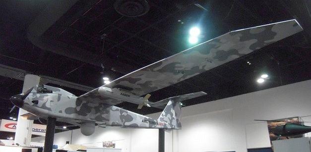Bezzałogowy Arcturus T-20