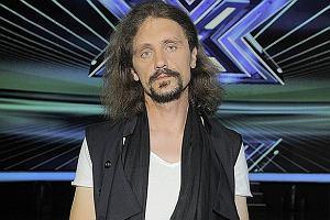 Gienek Loska w X Factor.