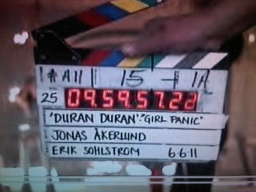Teledysk Duran Duran Girls panic