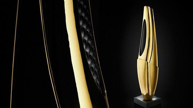 Głośniki ze złota za 5 milionów euro