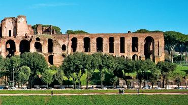 Rzym, Palatyn, Wielki Cyrk
