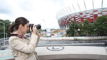 Studiująca w Londynie Austriaczka Monika Thomasberger testowała Warszawę