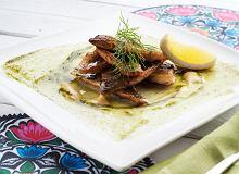 Filety z okonia na koperkowym pesto - ugotuj