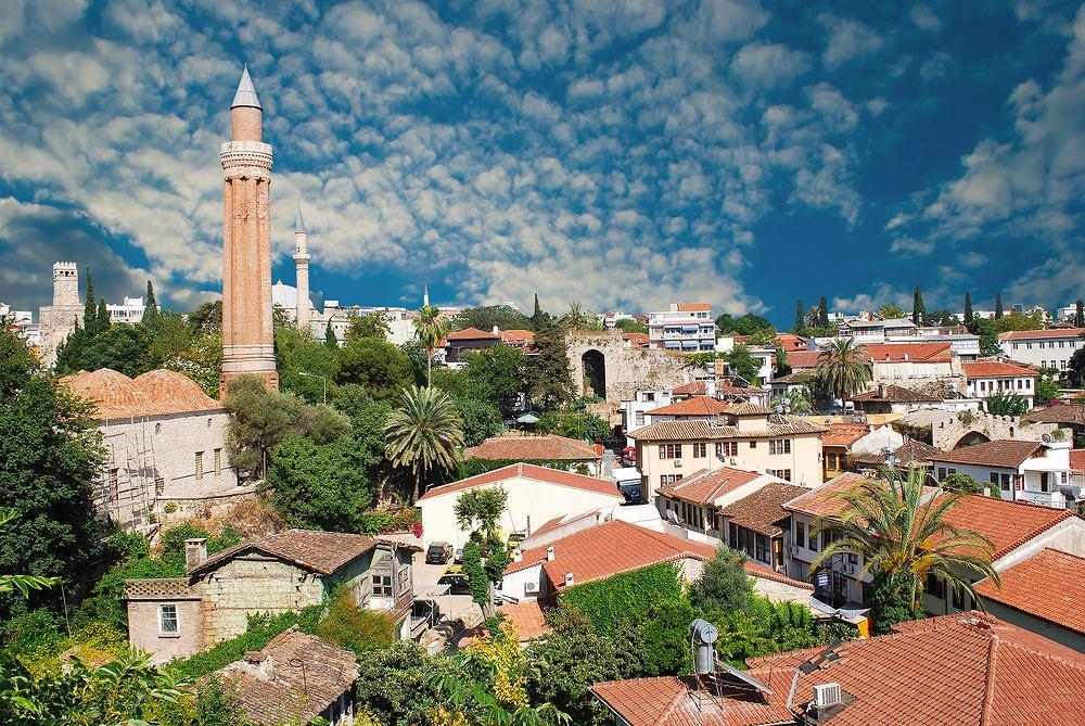 Turcja  Antalya i okolice
