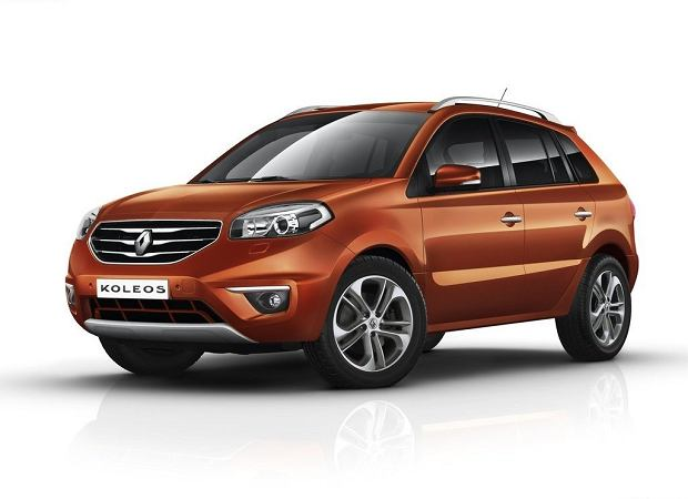 Renault Koleos 2011 (facelifting)