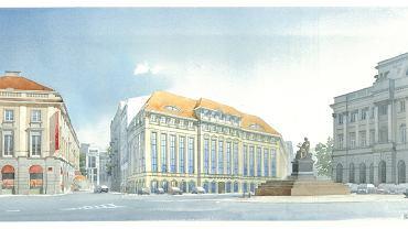 Tak mógłby wyglądać Pałac Karasia