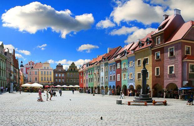 Polska na wakacje. Najładniejsze polskie starówki - część I