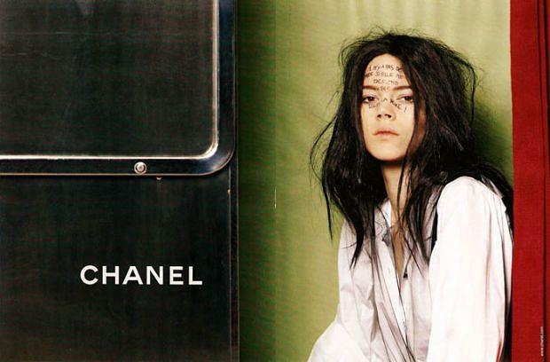 kampania Chanel jesień/zima 2011/12