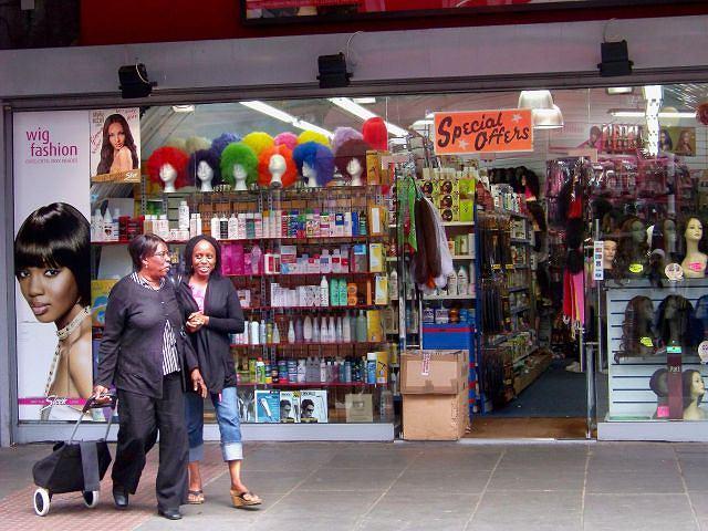 Londyn, Brixton Market