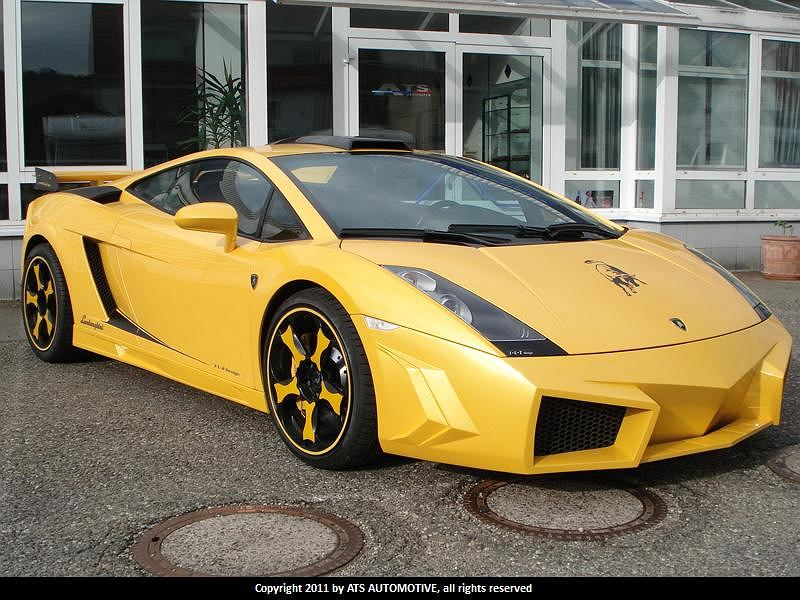 Lamborghini Gallardo - Galaxy Warrior (ATS Automotive)