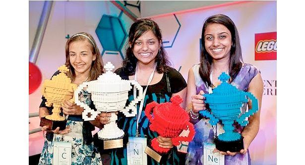 Wielkie wygrane Global Science Fair 2011. Zawody organizowane przez firmę Google wygrały trzy młode kobiety
