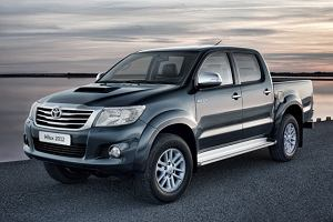2012 facelifted Toyota Hilux